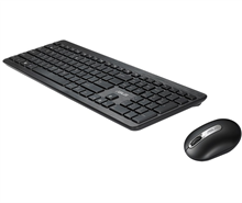 ASUS W2000 Chiclet Wireless Keyboard and Mouse